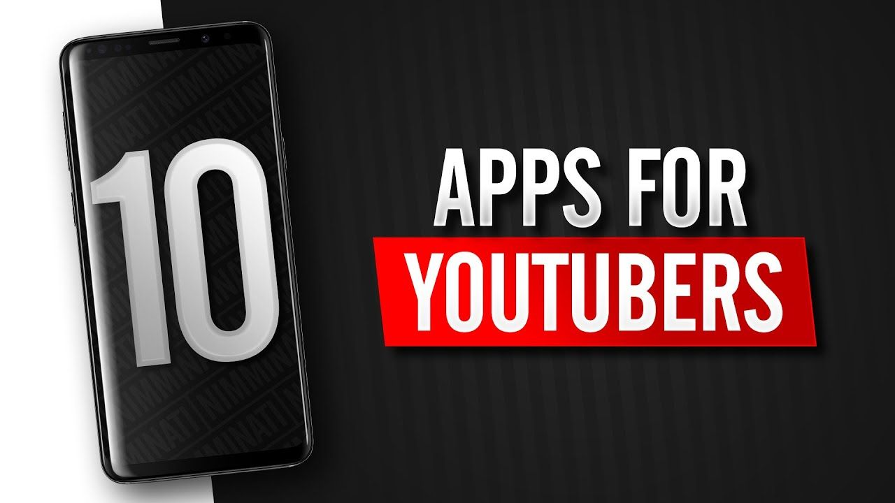 10 Apps And Tools To Help YOU On YouTube