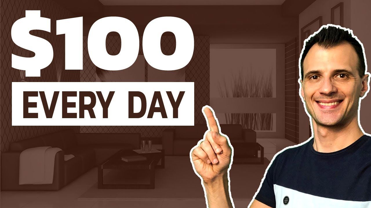 $100 a Day: How To Make Money with Affiliate Marketing