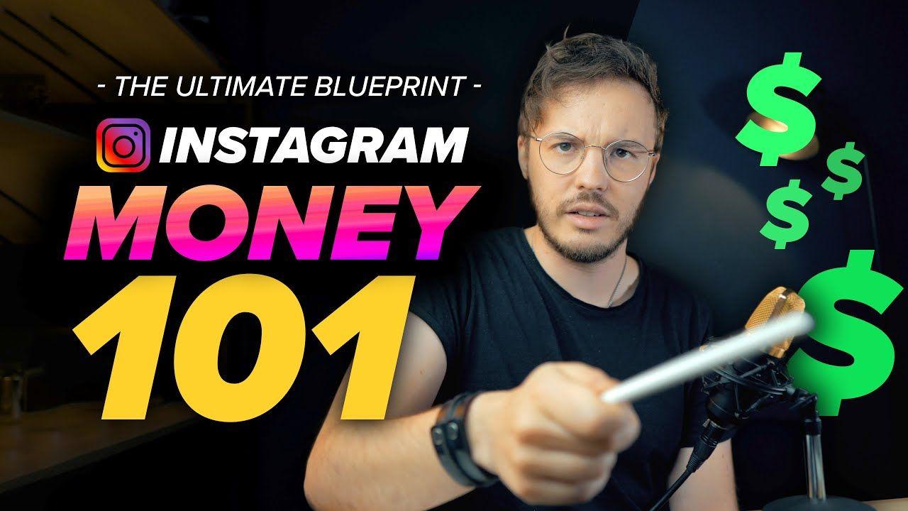 3 Simple Ways To MAKE Money on Instagram NOW ($10k/m EASY!)