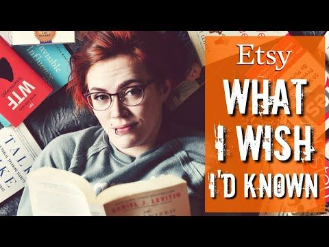 3 Things I wish I'd known when I started my Etsy shop – Etsy Tips of a 9 year seller