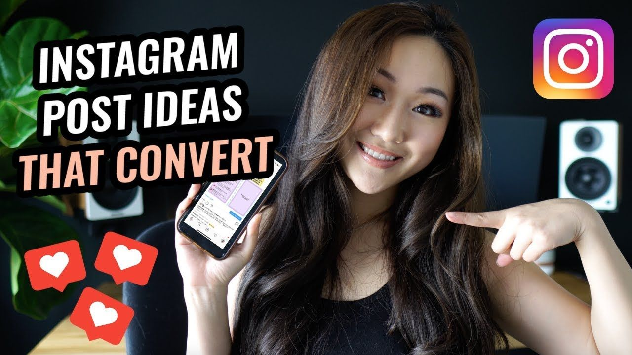5 Instagram Post Ideas to get MORE Followers, Engagement, and SALES