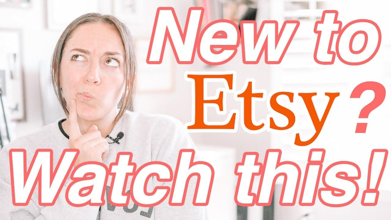 5 THINGS EVERY NEW ETSY SELLER NEED TO KNOW, New Etsy Sellers Watch This!