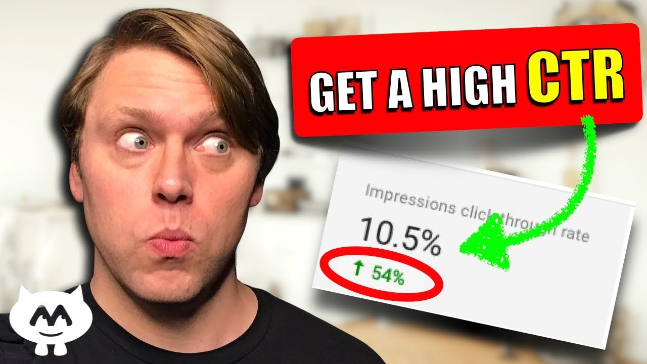 6 Strategies To Increase Your Click Through Rate On YouTube (CTR) | Little Monster