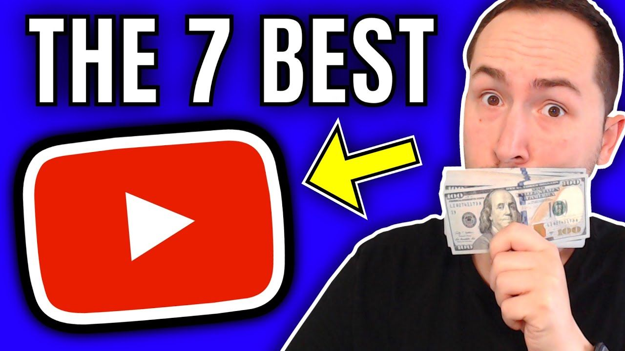 7 YouTube Video Ideas To Make Money WITHOUT Showing Your Face