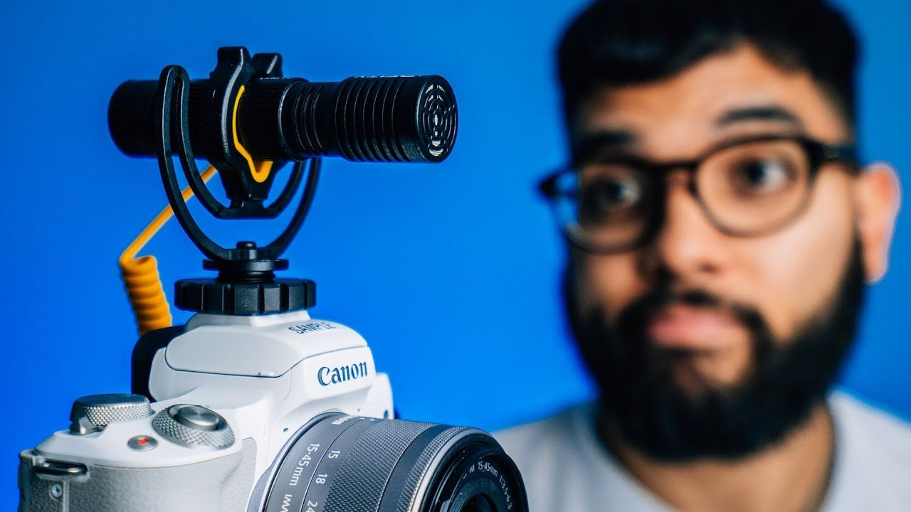BEST Mic for Vlogging On YouTube! (Deity D4 Duo Review)