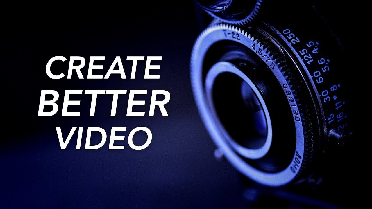 Best Camera Settings for YouTube Video