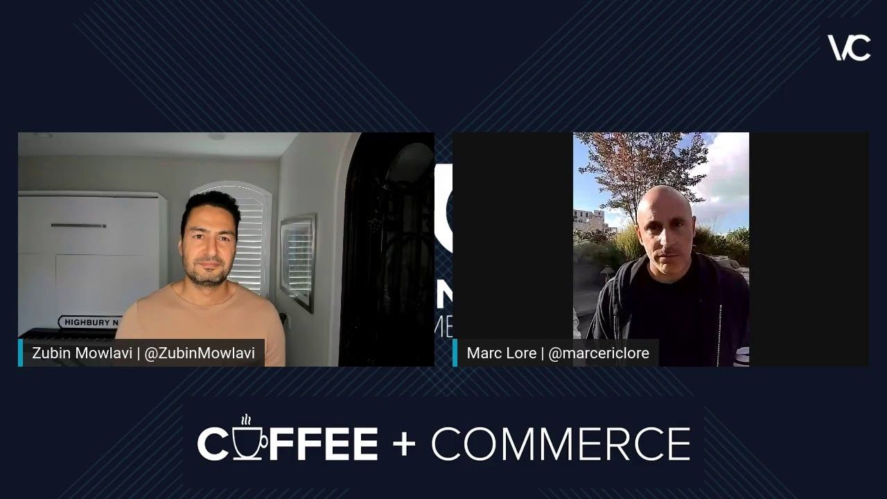 Coffee & Commerce Episode 20  Marc Lore – CEO, Walmart eCommerce
