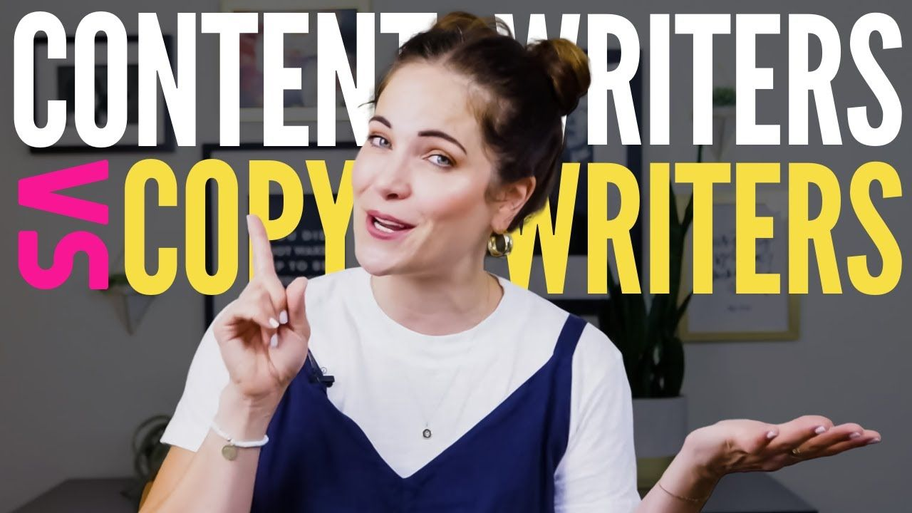 Copywriting vs. Content Writing? Which One Is RIGHT For YOU?