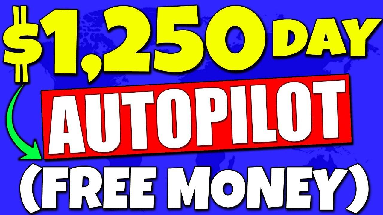 Earn $1,250 Really FAST On Autopilot For Free (WORLDWIDE) Make Money Online