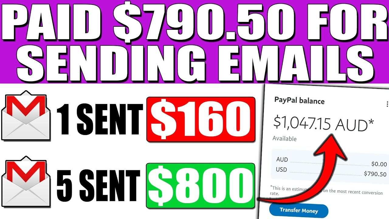 Get Paid $790+ In Recurring Income For FREE Just For Sending Emails (Make Money Online)