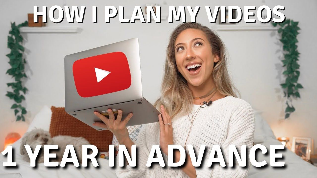 HOW TO POST CONSISTENTLY ON YOUTUBE | How I create a realistic YouTube posting schedule