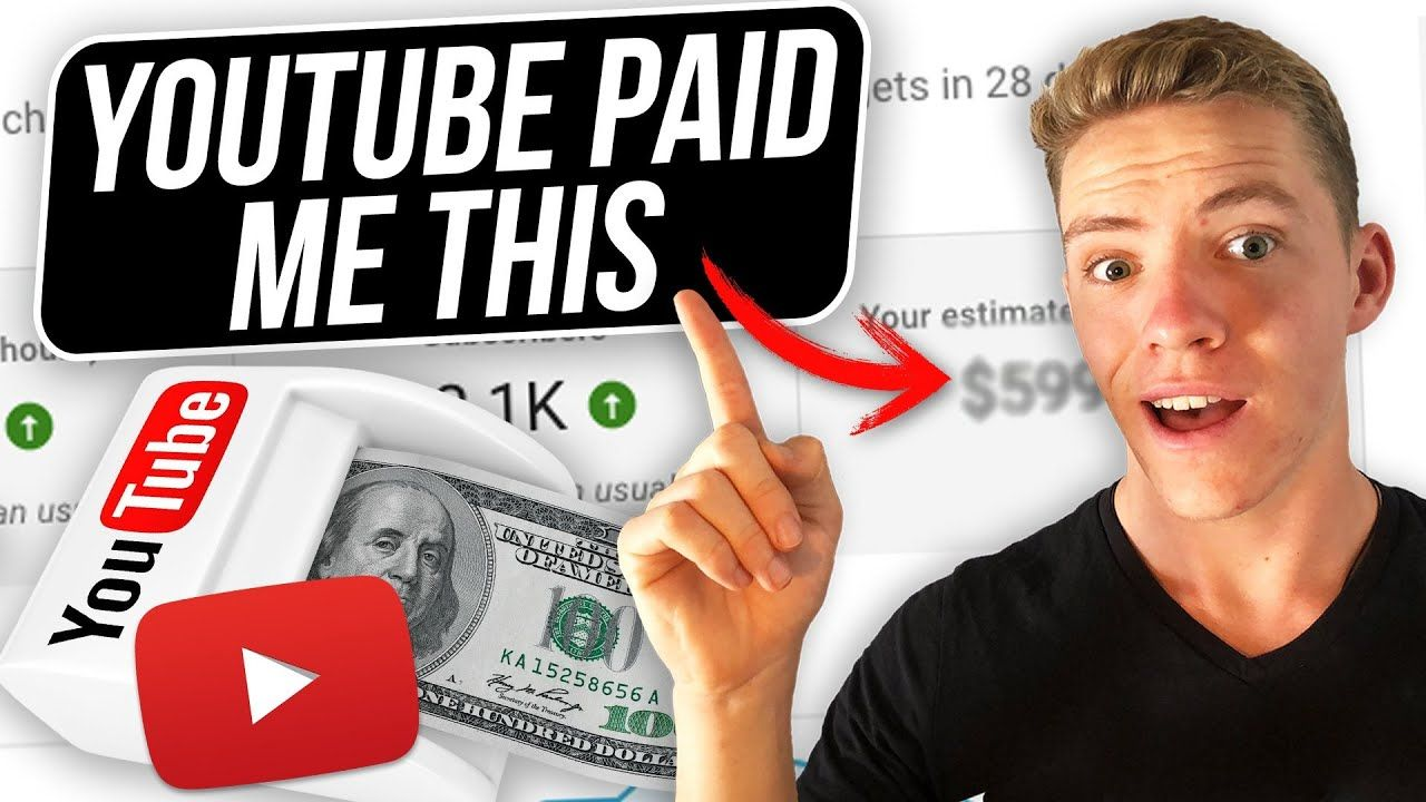 How Much I Make From Youtube With 11,000 Subscribers