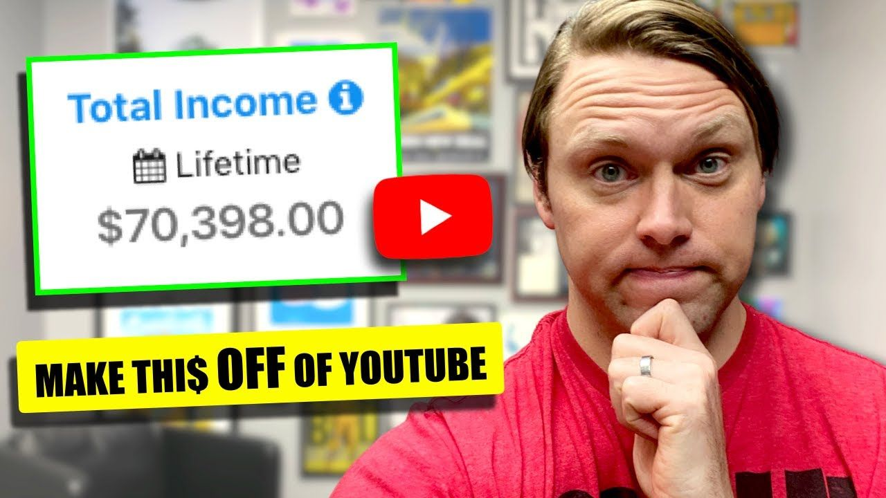 How Small YouTubers Can Make $70,000 In 1 Year Off of YouTube | How Much Can Small YouTuber's Make?