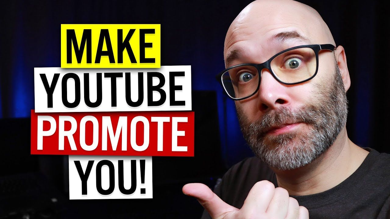 How To Get YouTube To Promote YOUR VIDEOS To More People