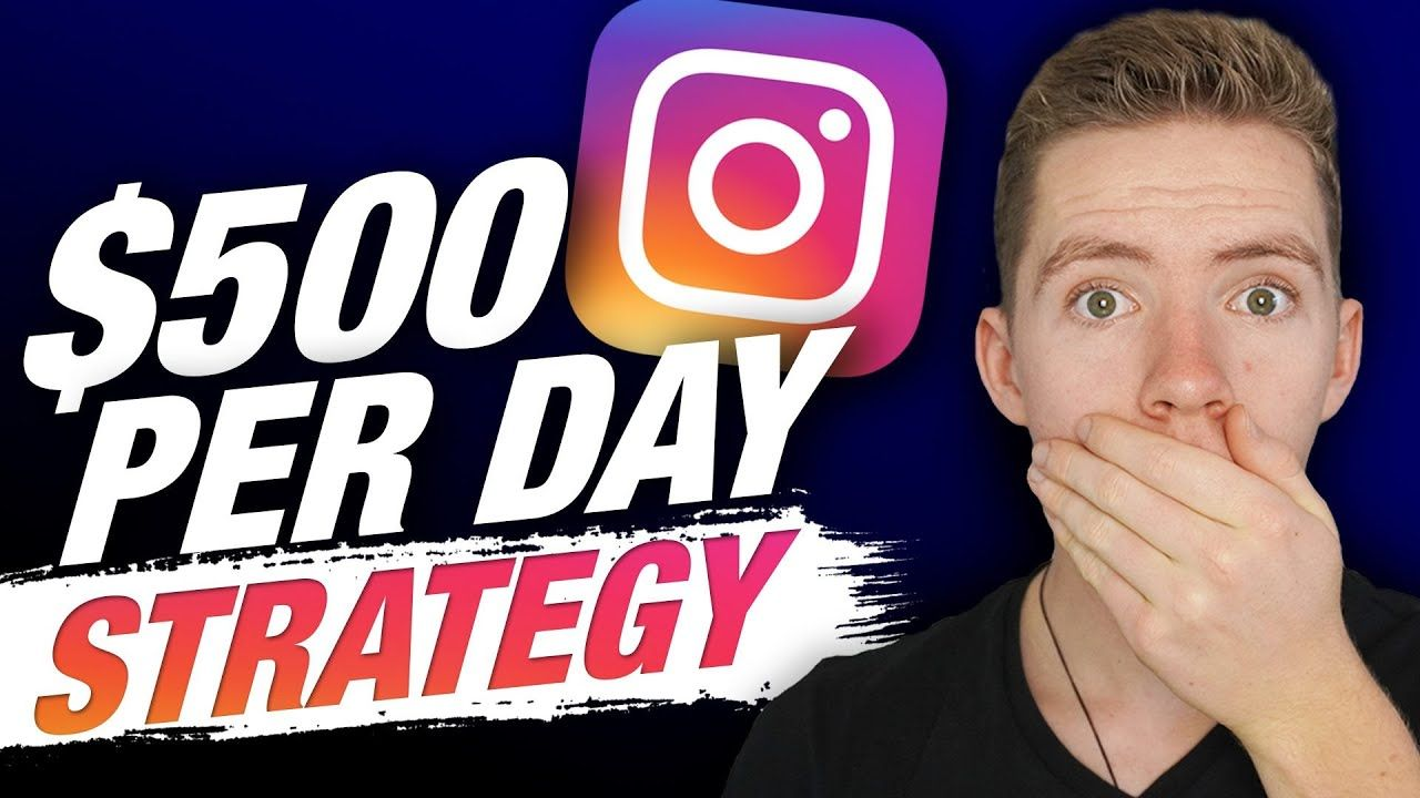 How To Grow A Profitable Personal Brand On Instagram [$500 Per Day]