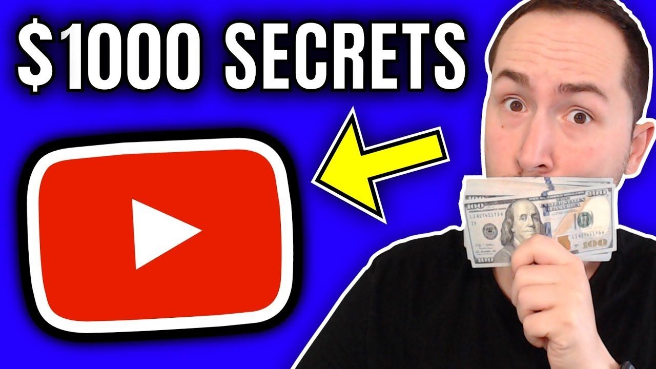 How To Make Money on YouTube WITHOUT Monetization ($1000 SECRETS)