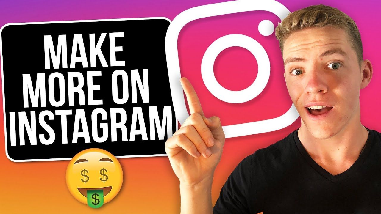 How To Make More Money With Less Followers   How To Monetize Your Instagram