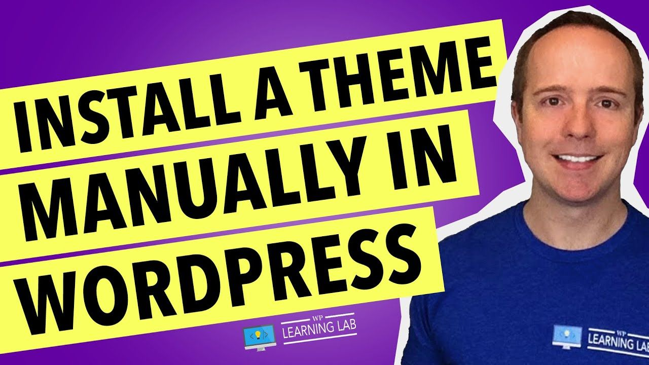 How To Manually Install A Theme In WordPress – Install A WordPress Theme Through cPanel