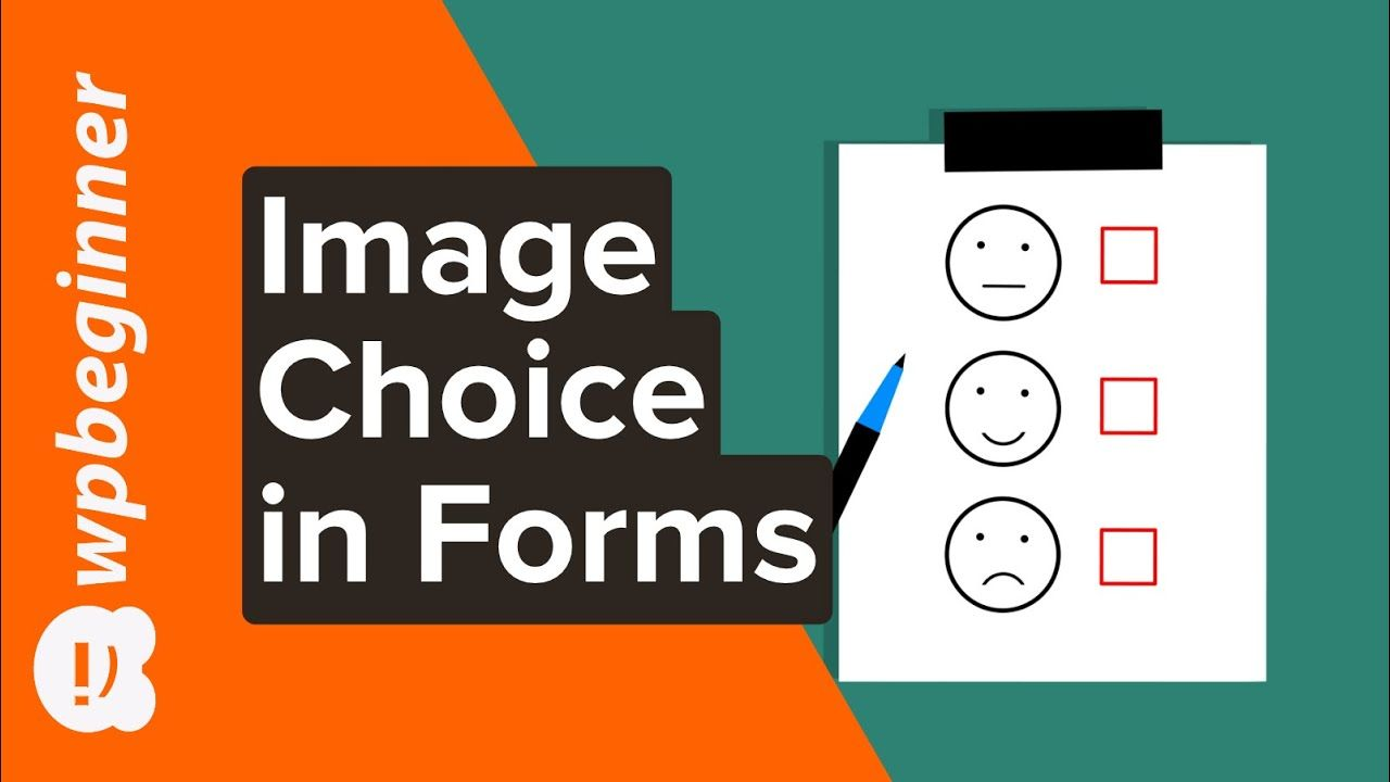 How to Add Image Choices in WordPress Forms Boost Engagement