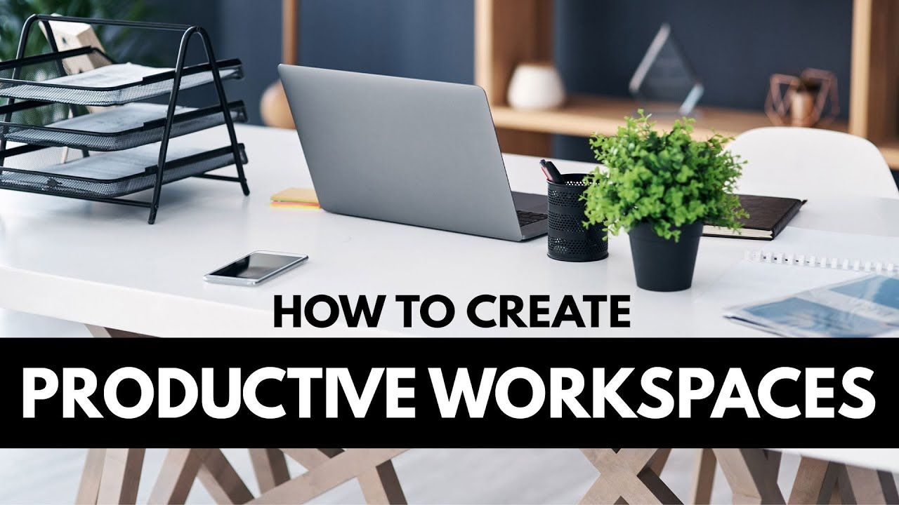 How to Create a Productive Workspace Environment – Day #215 of The Income Stream