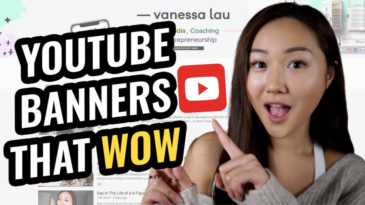 How to Create a Youtube Banner that Gets MORE Subscribers (Step-by-Step TUTORIAL!)