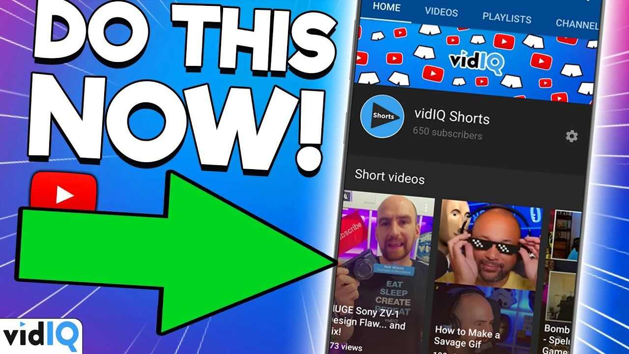 How to Get More Views on YouTube Shorts