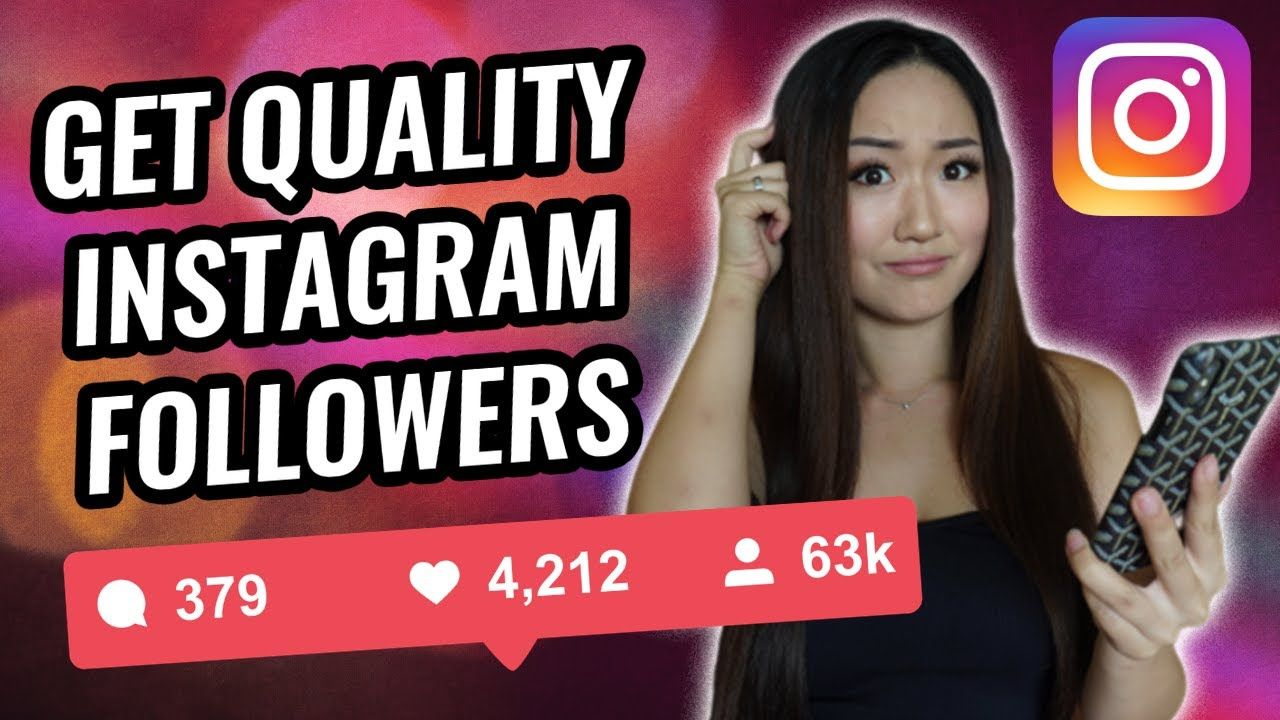 How to Get QUALITY Instagram Followers (That Actually ENGAGE!)