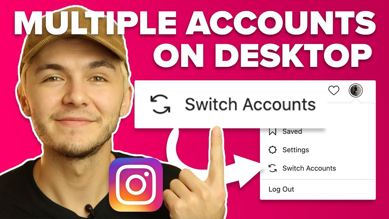 How to Login to Multiple Accounts on Instagram Desktop – NEW FEATURE