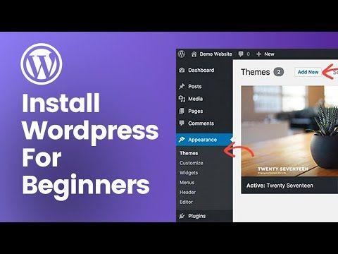 How to add a domain in WordPress – Domain Setup Beginners Tutorial