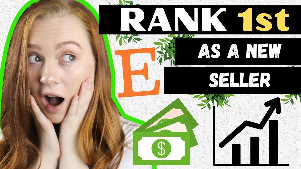 How to get shown in Etsy Search as a NEW SELLER // SEO tips for ranking high in Etsy