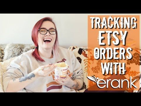 How to track your Etsy orders with eRank's Delivery Status Report