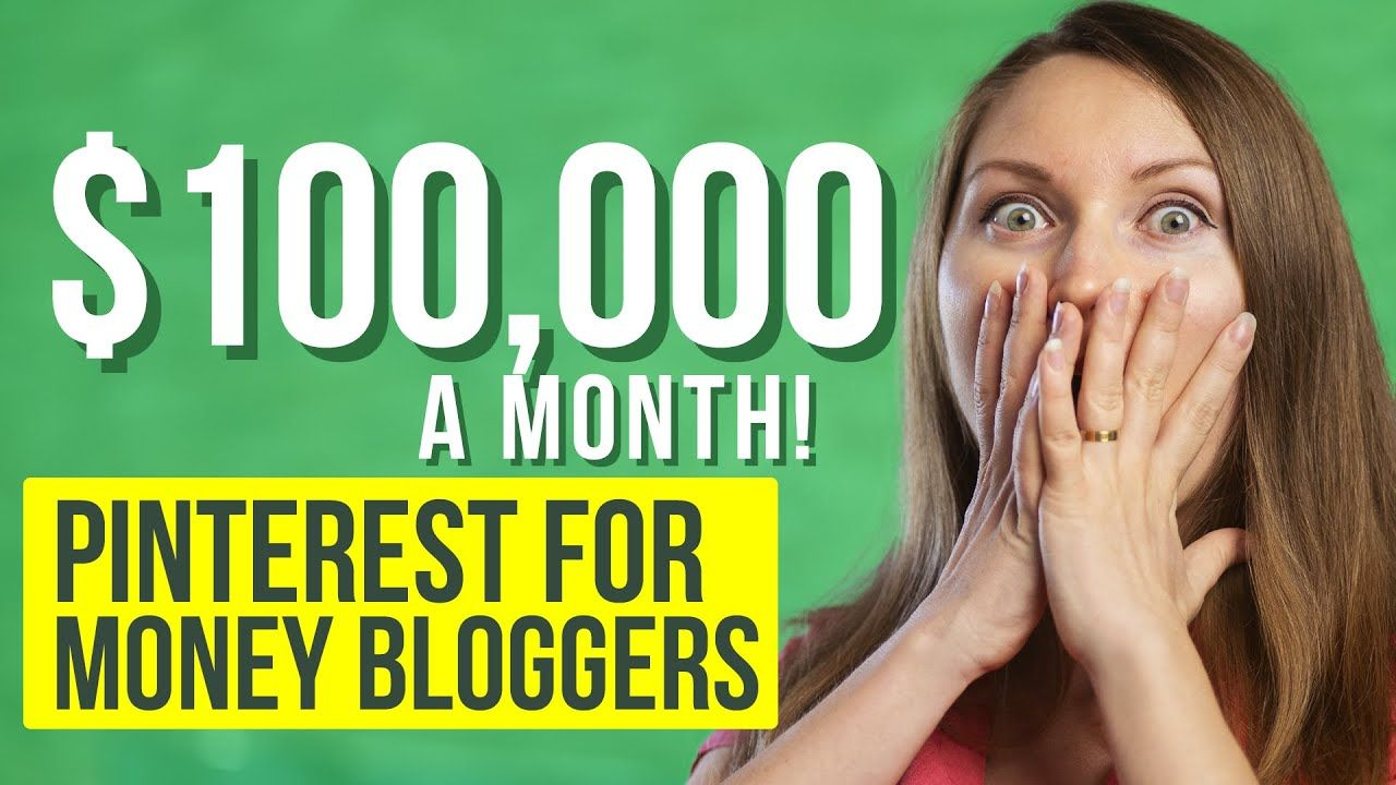 How to use Pinterest for Personal Finance and Money Niche: Some Bloggers Make Over $100k/mo!