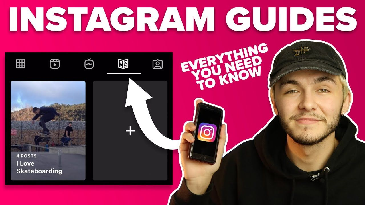 Instagram Guides – How to Create Instagram Guides (NEW)