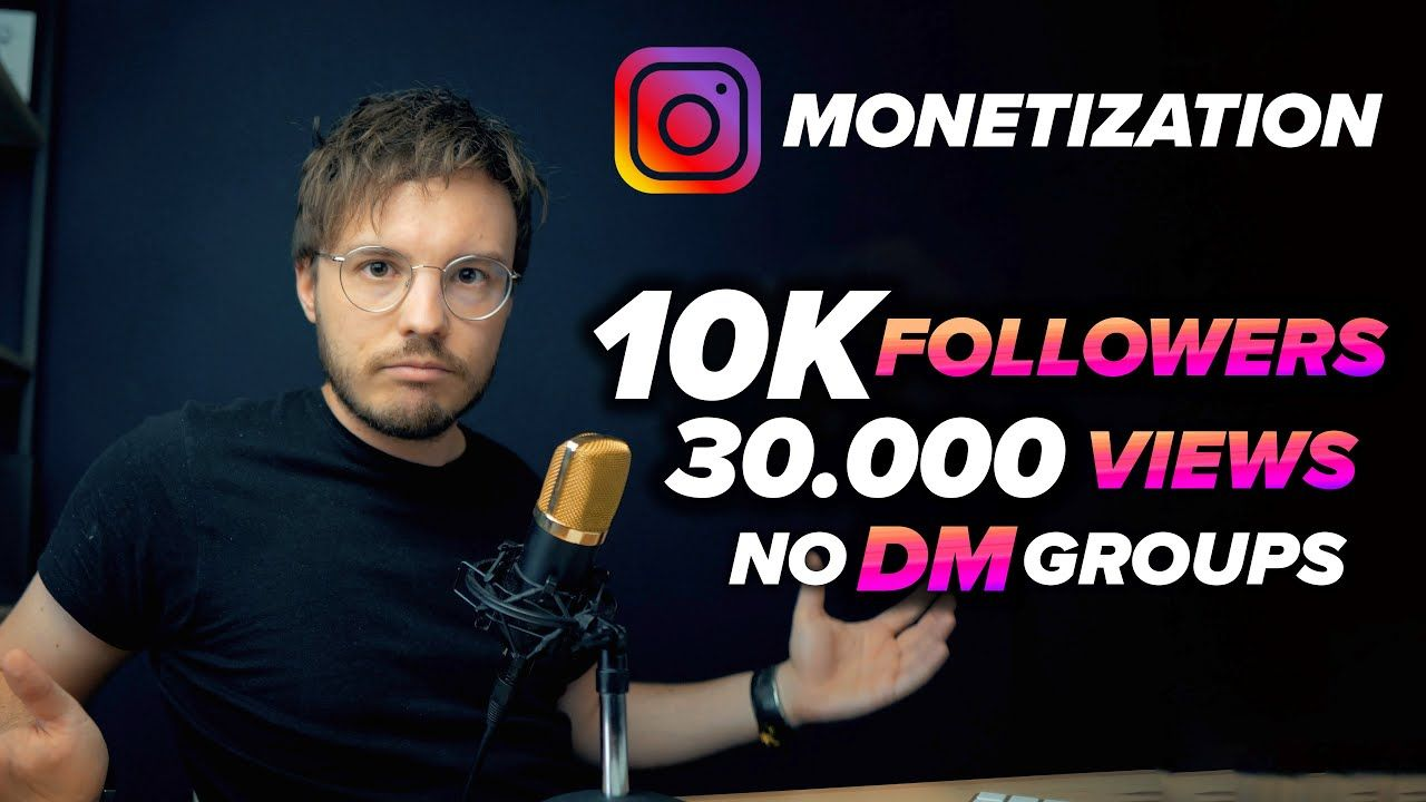[Leaked] Instagram Monetization – EVERYTHING You Need To Know