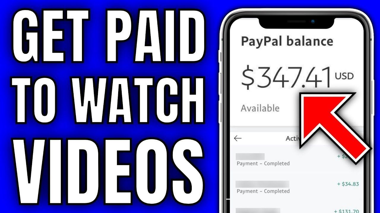 Make Money Online Watching Videos in 2020 (PAYMENT PROOF)