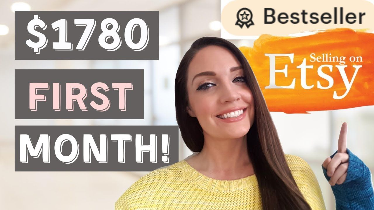 Selling On Etsy: Etsy Shop Tips For Beginners (2020 Review)