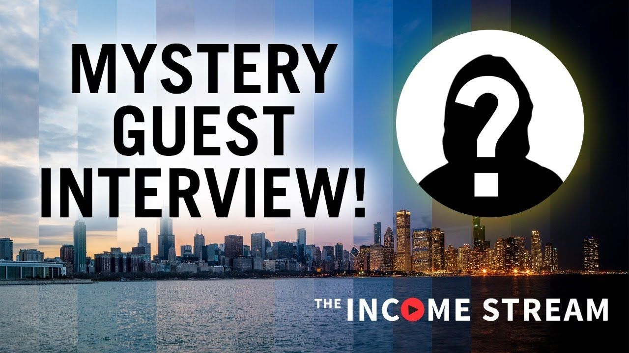 Special Mystery and Project REVEAL on Day #225 of The Income Stream with Pat Flynn