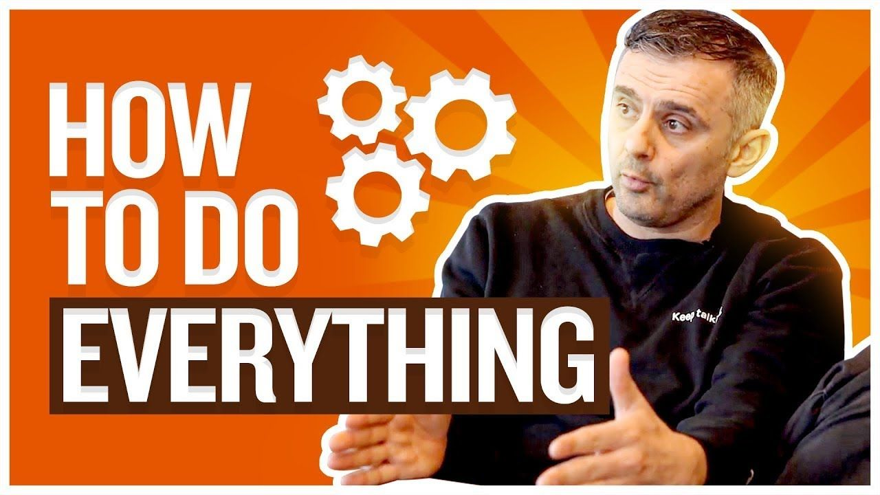 The Only Way You Will See All of Your Ambitions Through | Tea With GaryVee
