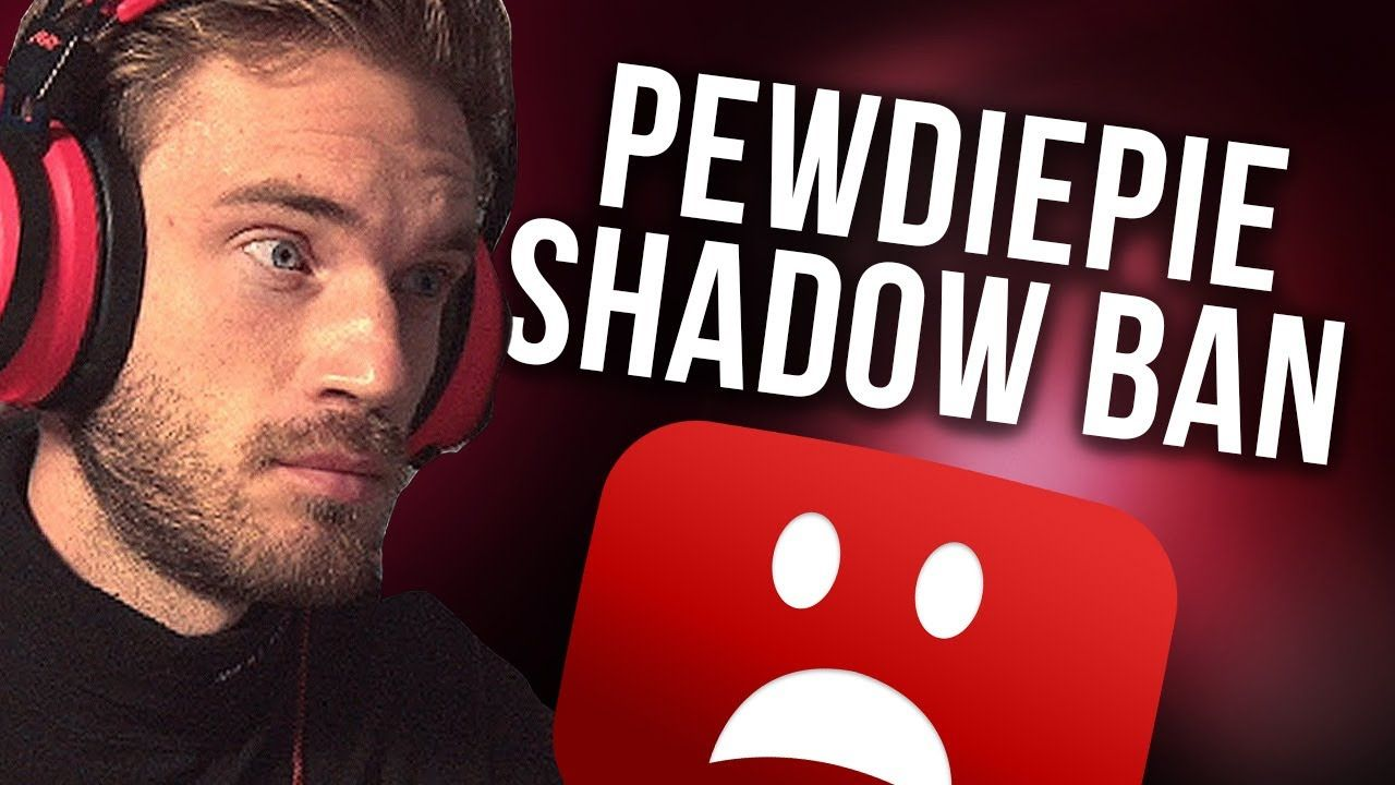 Was Pewdiepie Shadow Banned By YouTube? Or is This a BIGGER Problem?
