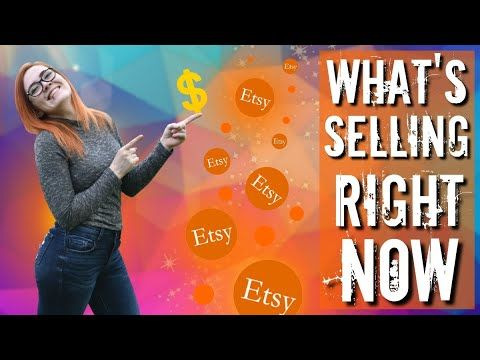 What's trending & what to make and sell on Etsy with eRank Trend Buzz