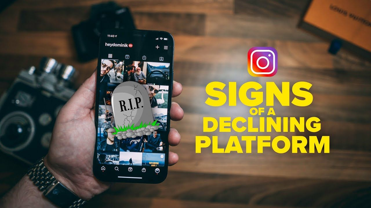 Why Instagram Might Be Running Themselves To The Ground
