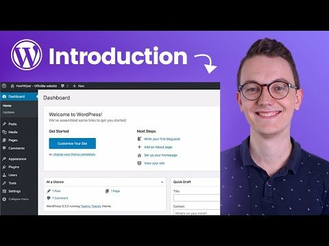 WordPress Tutorial 2020 (for beginners) – It's not that difficult anymore nowadays