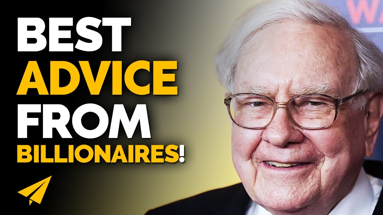 How BILLIONAIRES THINK | Success ADVICE From the TOP