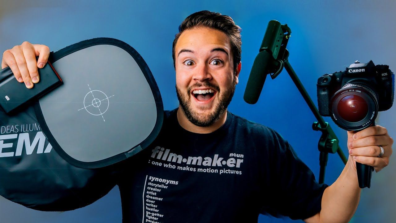 5 Best Camera Accessories Under $25 For YouTube Videos