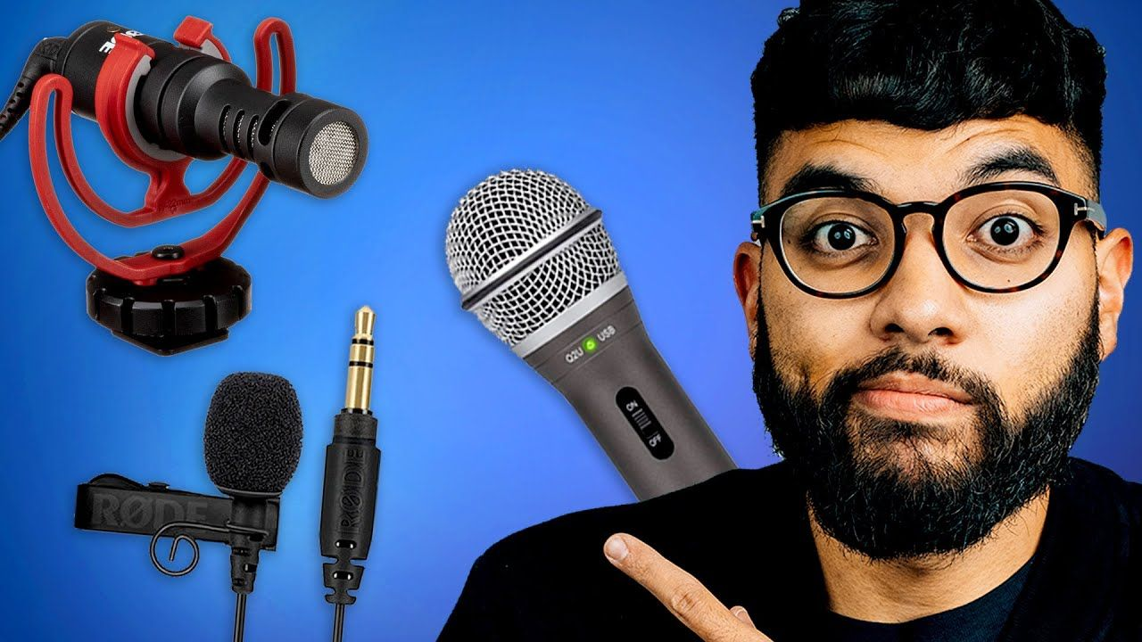 Best Microphone for YouTube Videos Under $100 (Condenser VS. Dynamic)