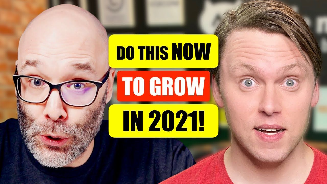 Grow on YouTube in 2021 – What's Important NOW! Featuring Nick Nimmin | Little Monster
