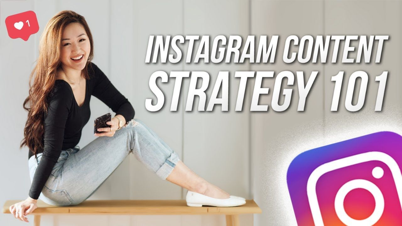 Instagram Content Strategy 101 (The EXACT PLAN to Grow From 0 to 100,000+ Followers!)