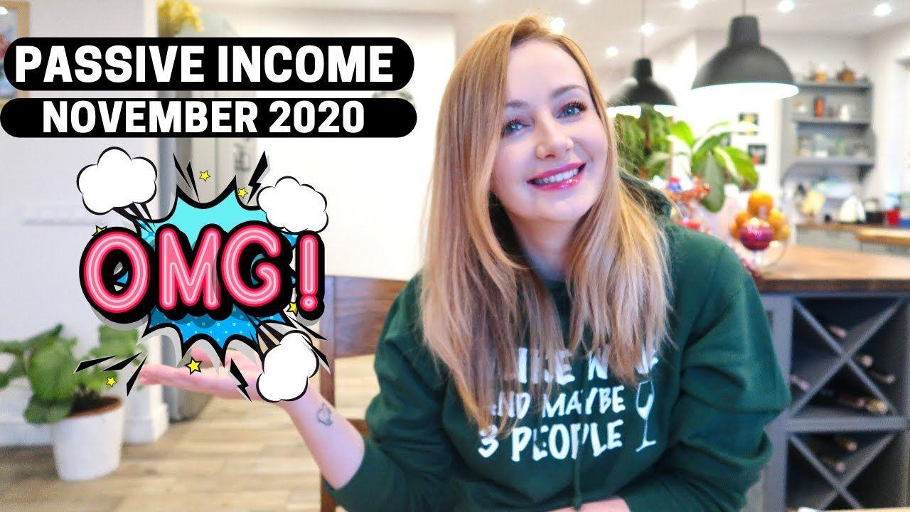 PASSIVE & SIDE INCOME REPORT – November 2020 | Passive Income UK 2020