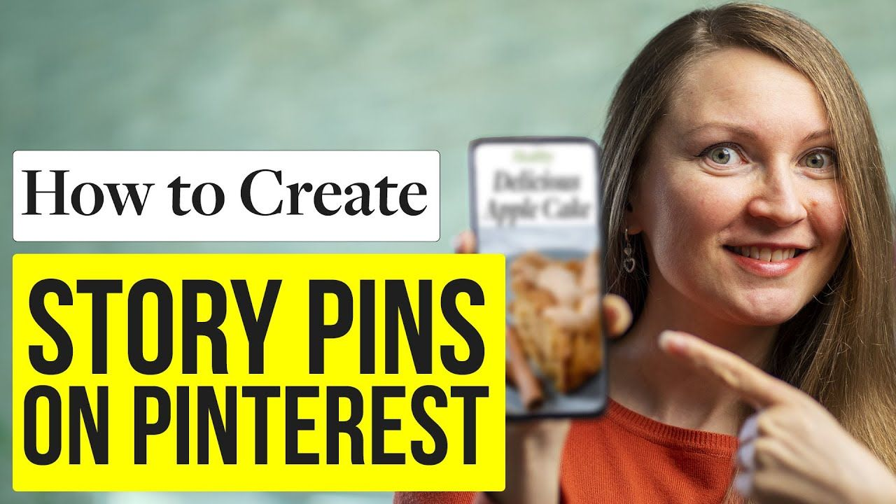 Pinterest – How to Create Story Pins with Video and Images | Pinterest Marketing Tips