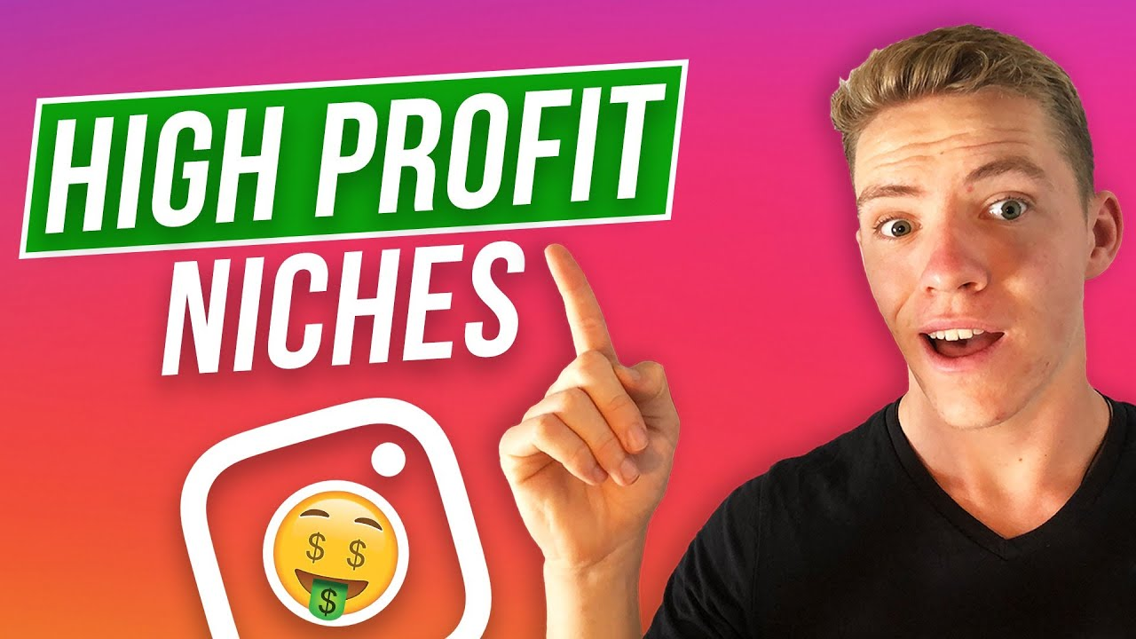 The 5 Most Profitable Niches To Make Money On Instagram $$$